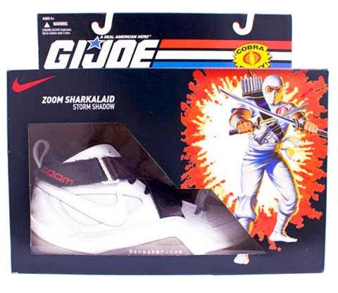 Nike X Hasbro Hyperize Supreme Destro GI Joe