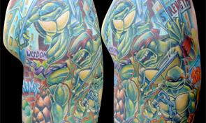 Tattoo Tuesday No. 134