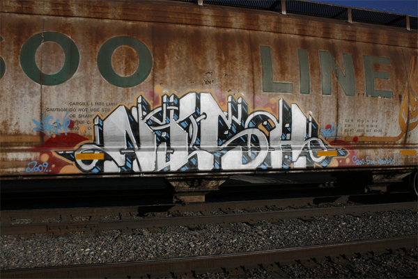 nish graffiti