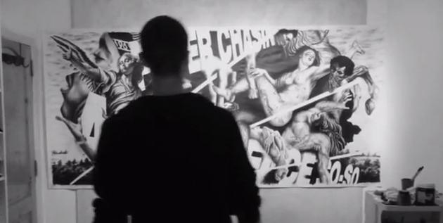 noir illustration