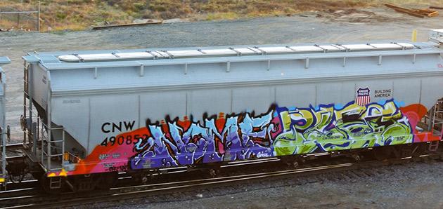 nome pleg graffiti hopper