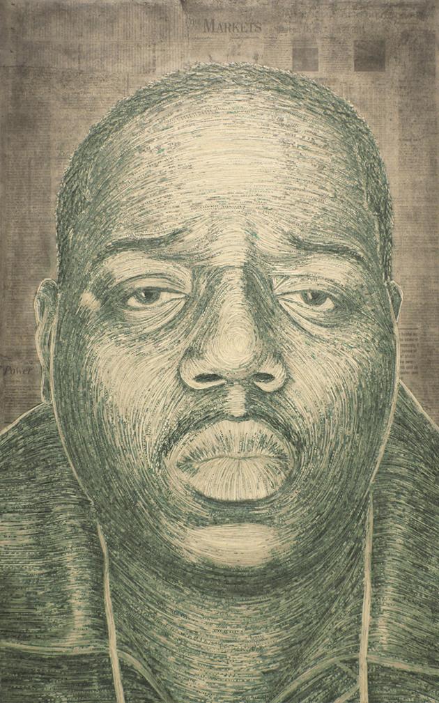 notorious portrait money