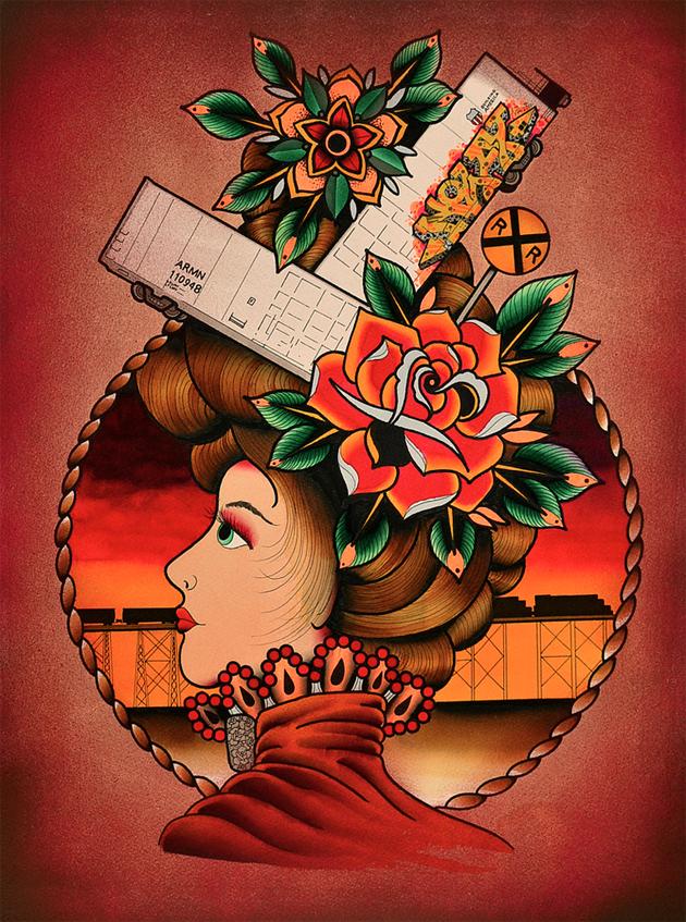 noway tattoo art