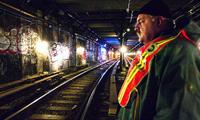 NYC Transit Vandal Squad