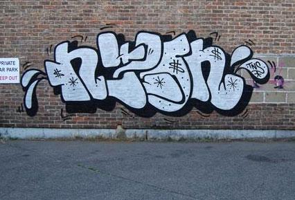 Nylon Graffiti