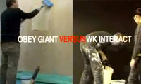 WK Interact Versus Obey Giant