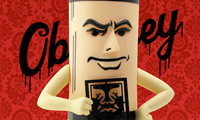 Obey's Mr. Spray