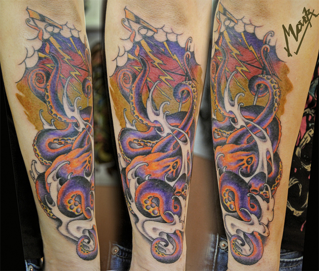 arm body tattoo sleeve 98