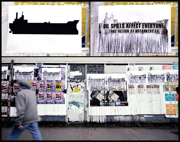 oil spill awareness posters