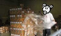 Oink Art LTD Behind the Scenes