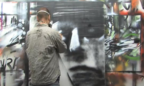 Omen Graffiti Video