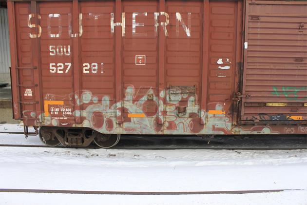 onorock boxcar graffiti