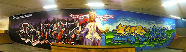 opia graffiti skatepark