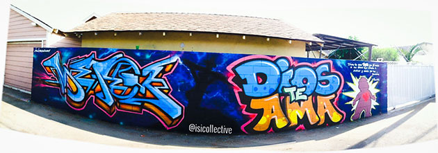 opia graffiti