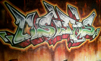 Osiris Graffiti By Risk