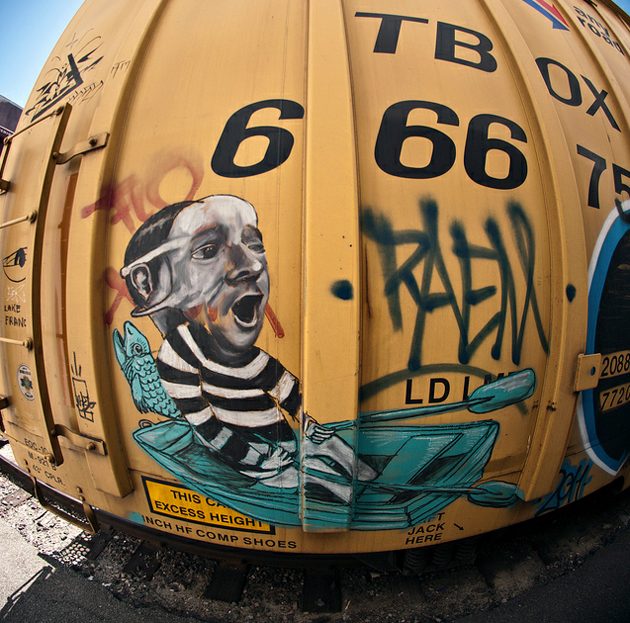 other boxcar graffiti