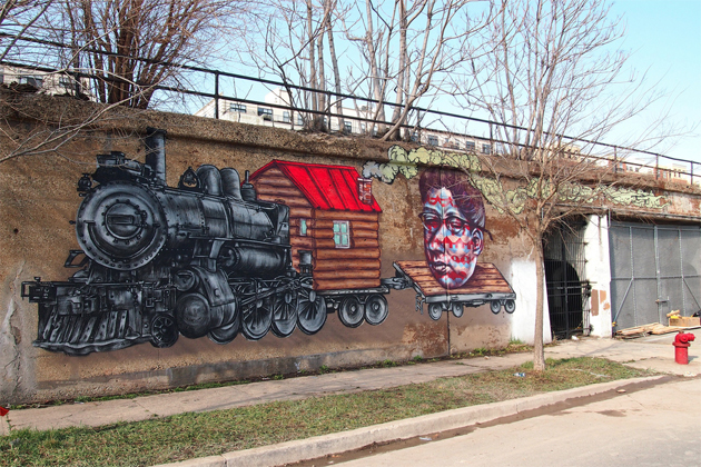 other graffiti in chicago
