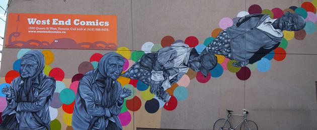 other wall toronto graffiti