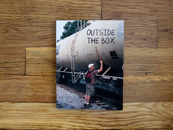 outside the box book cover