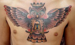 Tattoo Tuesday No. 118
