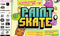 Paint and Skate