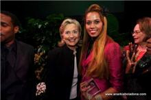 panmela anarkia and hilary clinton