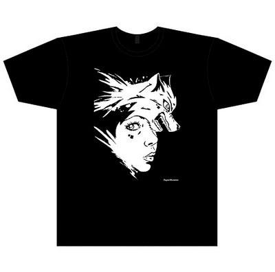 papermonster t-shirt design