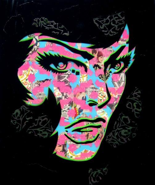 PaperMonster Stencil Art