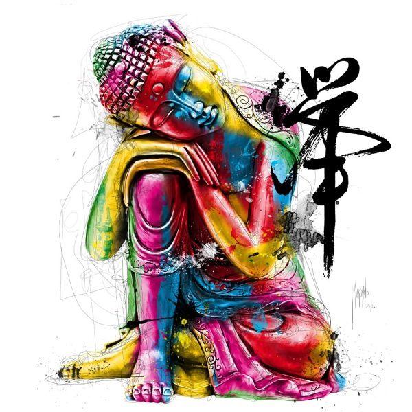 patrice murciano acrylic painting