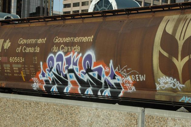 payer graffiti