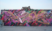 Persue Graffiti Interview
