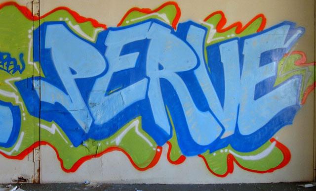 Perve Graffiti