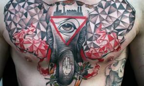 Tattoo Tuesday No. 188