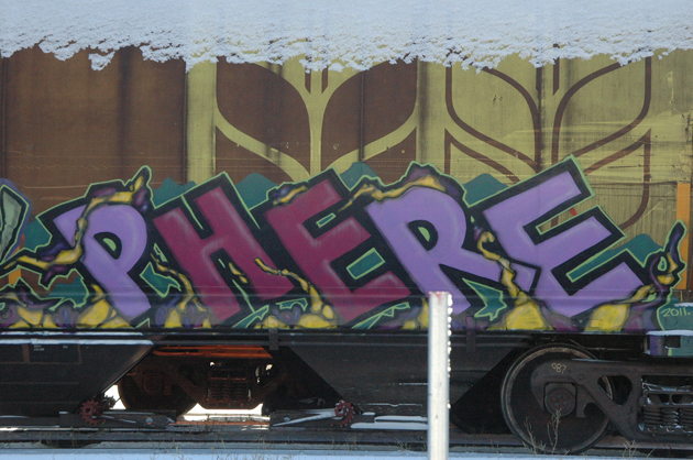 phere graffiti