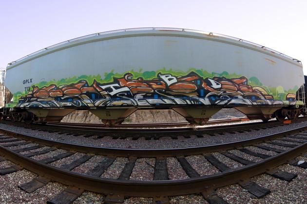 phever ibd graffiti freight