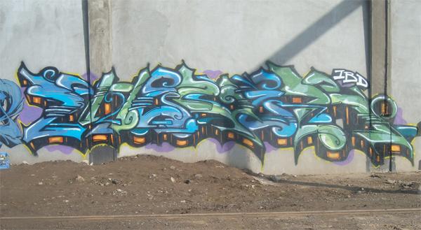 phever ibd graffiti