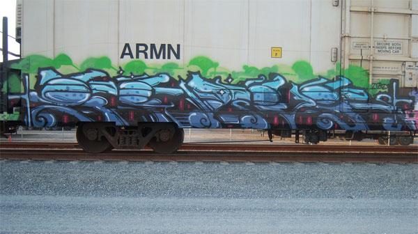 Phevr IBD Graffiti Freight