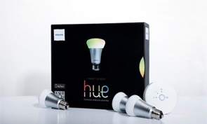 Philips iOS Controlled LED Bulbs