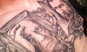 Tattoo Tuesday No. 146