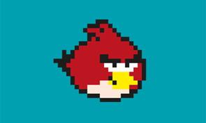 Pixel Angry Birds