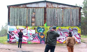 Pose x Vizie x Gauge Graffiti in Stockholm
