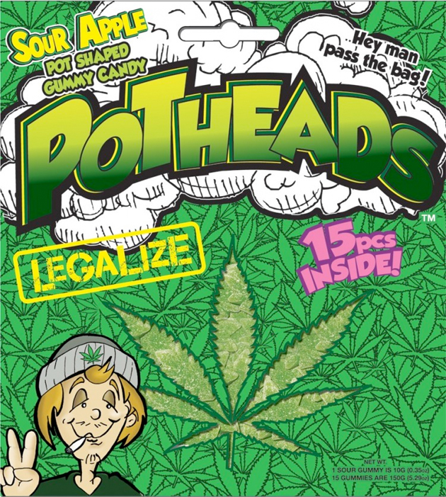 potheads candy