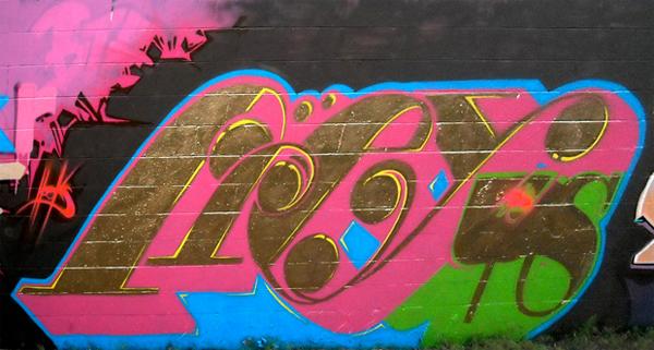 preys graffiti