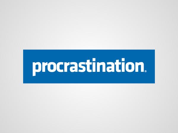 procrastination facebook