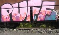 Puff Freight Graffiti Video