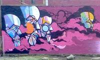 Paint Your Faith Vancouver Mural