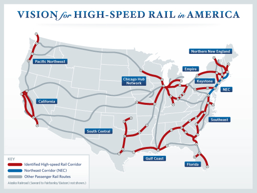 Obama Railway Plan