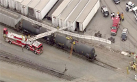 LA Police Find 3,000 Pounds of Pot in Railroad Tanker
