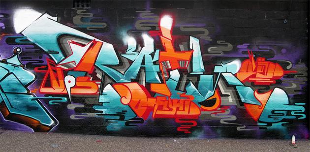 rath graffiti wall 2012