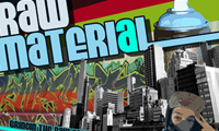 Raw Material Graffiti Contest